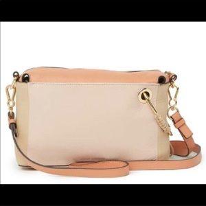 Crossbody Vince Camuto Margi leather purse